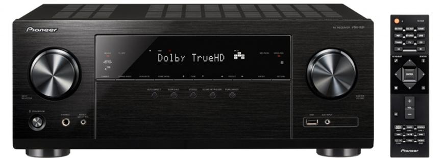 ampli Pioneer VSX-831 black