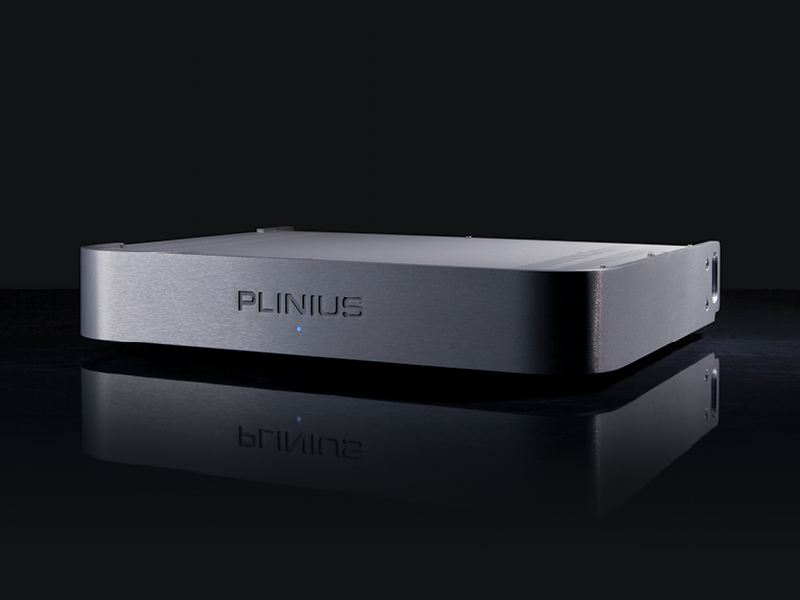 bo giai ma DAC Plinus Tiki Digital Network Player