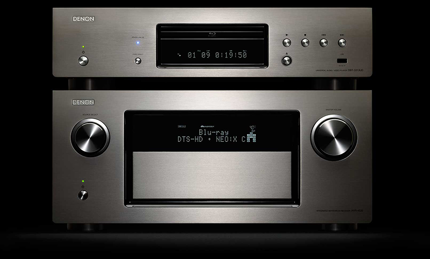 dau Blu-ray Denon DBT-3313UD