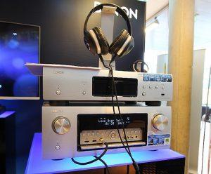 đầu Blu-ray Denon DBT-3313UD dep