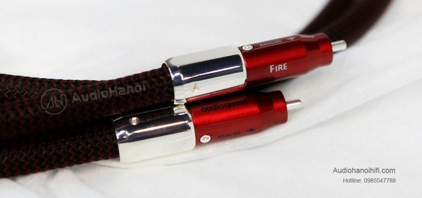 day tin hieu AudioQuest Fire Elements tot