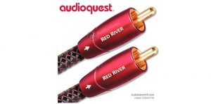 Day tin hieu AudioQuest Red Rivers tot