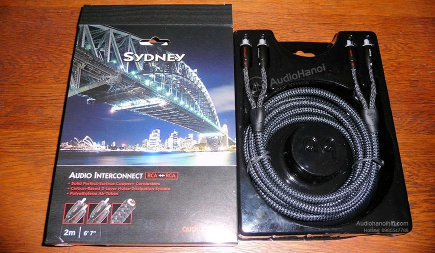 day tin hieu AudioQuest Sydney tot