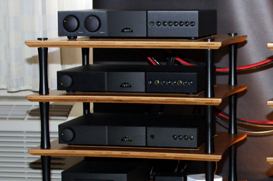 ampli Naim SUPERNAIT 2