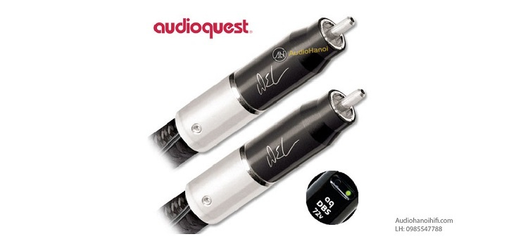 Day tin hieu Coaxial AudioQuest Wel Signature
