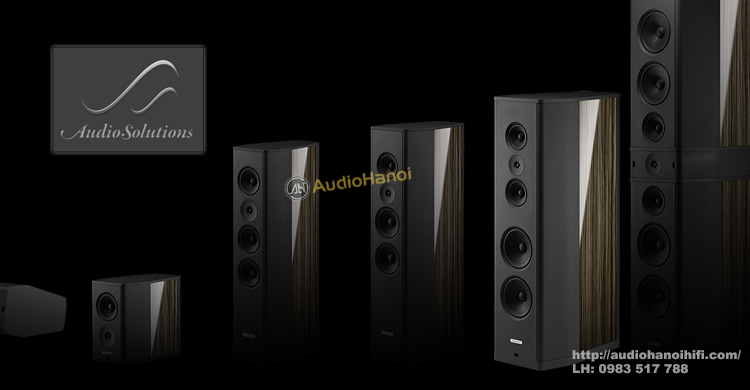 loa AudioSolutions Figaro C