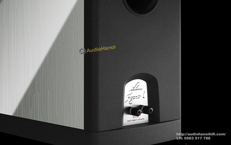 Loa AudioSolutions Figaro L mat sau