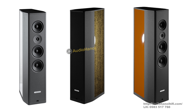 loa AudioSolutions Figaro S tot