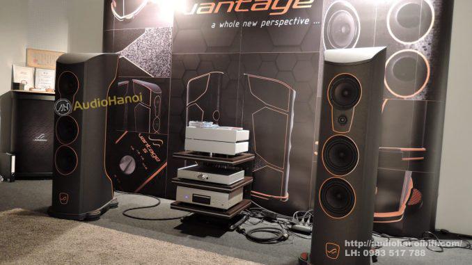 loa AudioSolutions Vantage L Anniversary tot