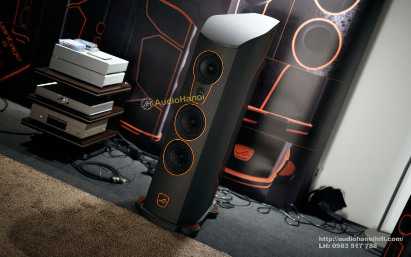 loa AudioSolutions Anniversary Vantage M Anniversary chat