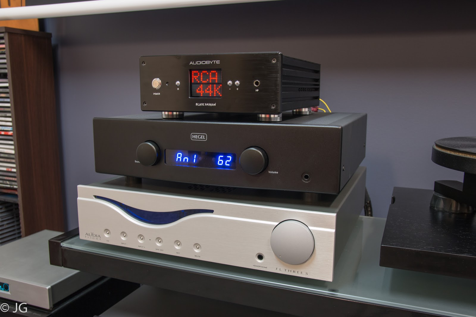 ampli Audia Flight FL Three S