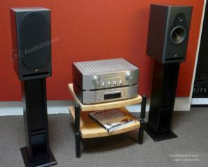 dau CD/SACD Marantz SA800 dep