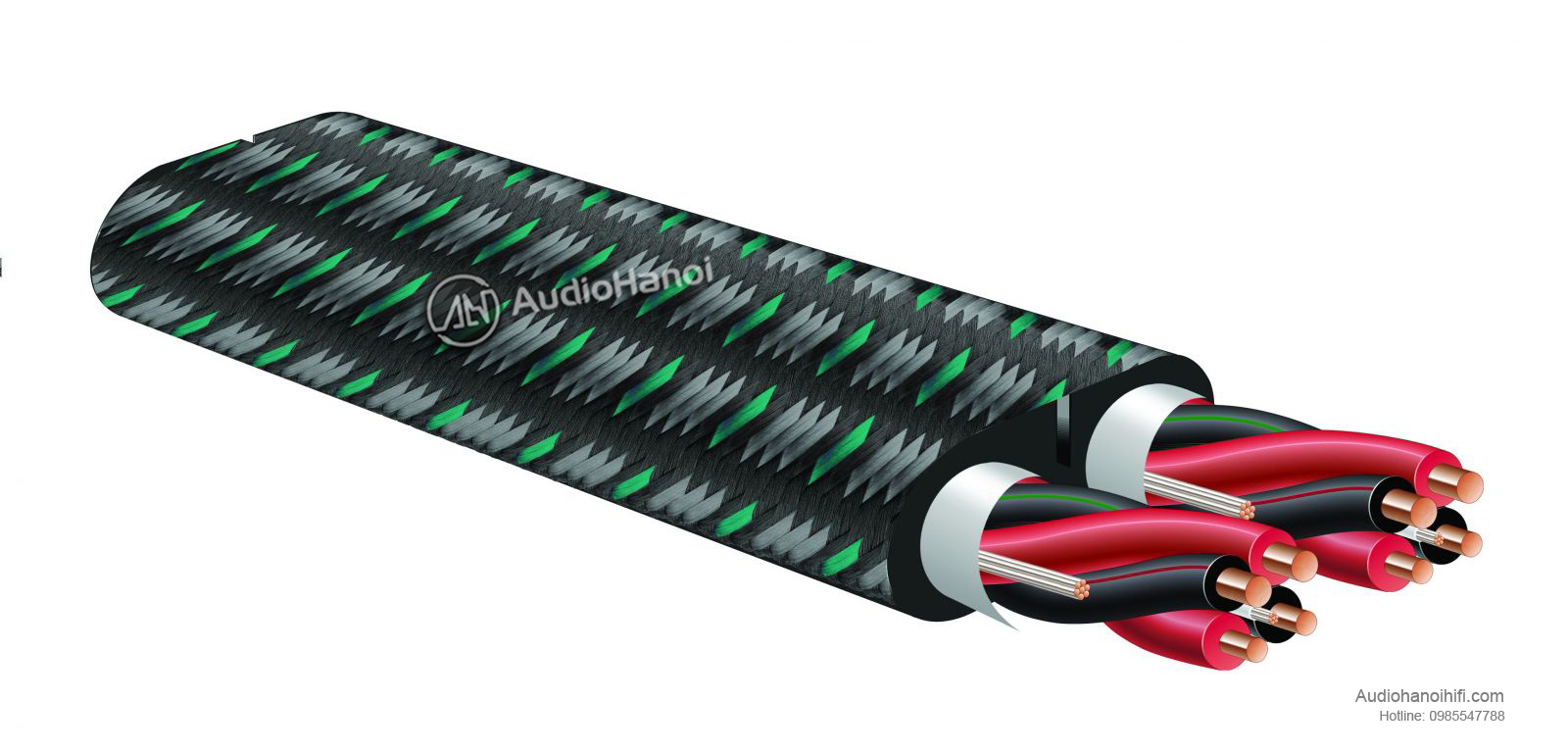 day loa AudioQuest Rocket 88 ben