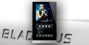 Music server Bladelius Mimer