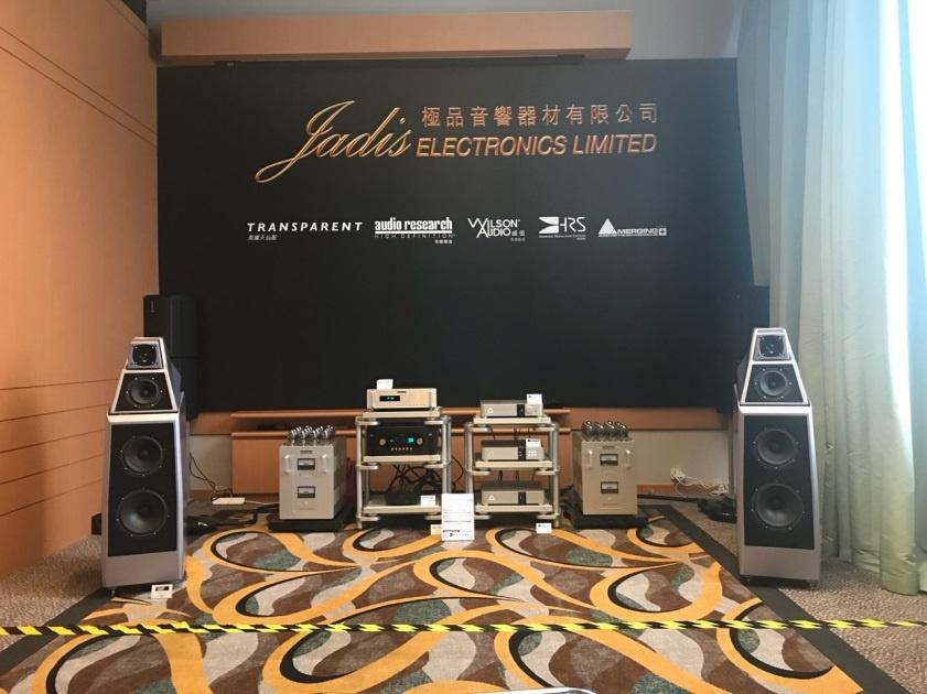Hong Kong High End Audio Visual Show 2018 tot