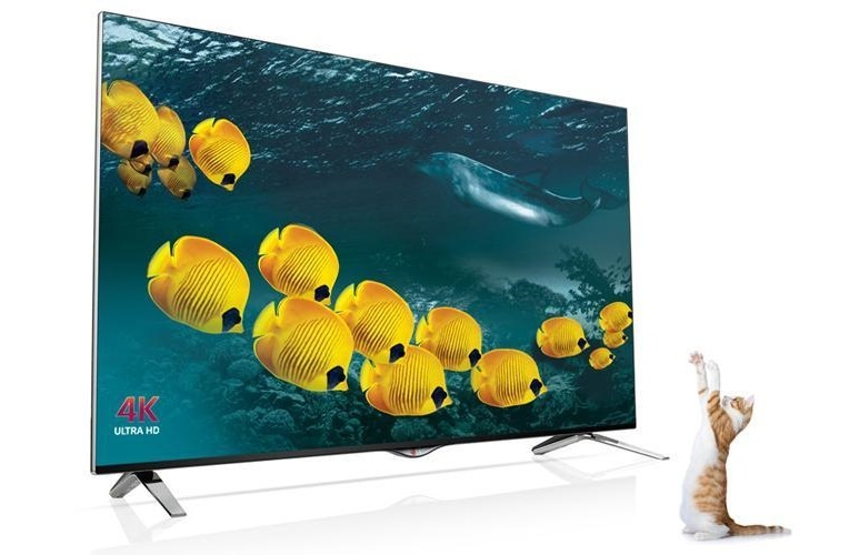 Smart TV 3D LED LG 84UB980T 84 inch tot