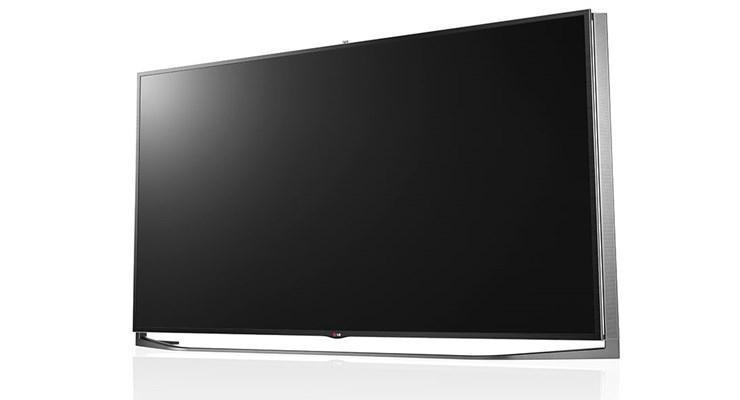 Smart TV 3D LED LG 84UB980T 84 inch