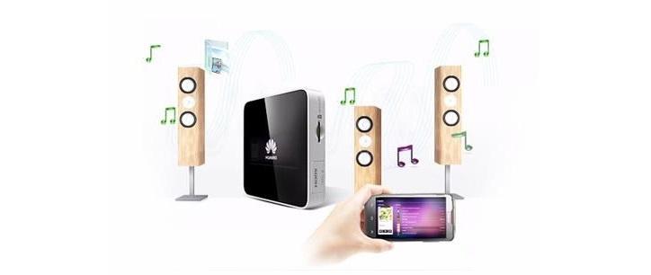 TV Box Android Huawei MediaQ M310 black