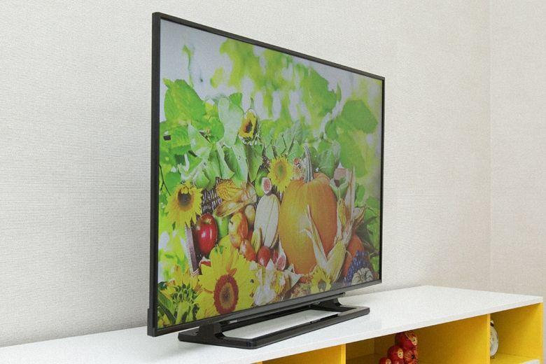 TV LED Toshiba 50L2550 50 inch dep