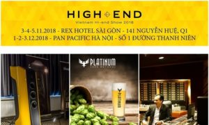 Vietnam Hi-end Show 2018