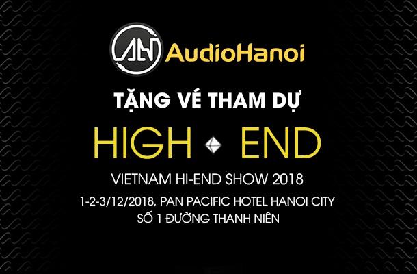 Vietnam Hi-end Show 2018 doc dao