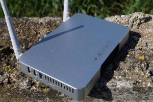 Androi TV Box Ziddo X9 dep