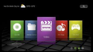 Androi TV Box Ziddo X9 chuan