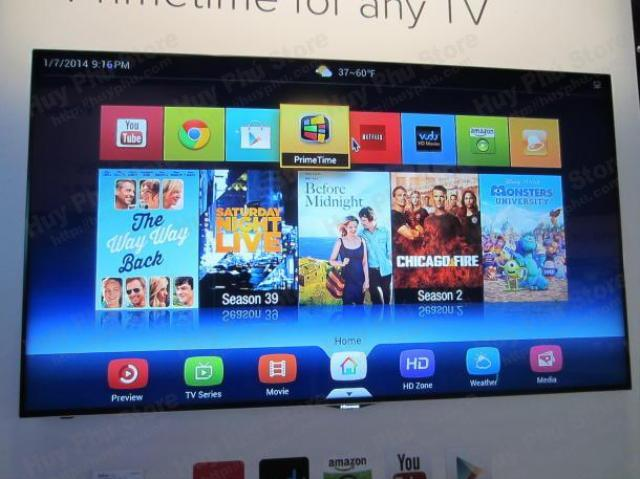 Android TV Box Measy B4A chat