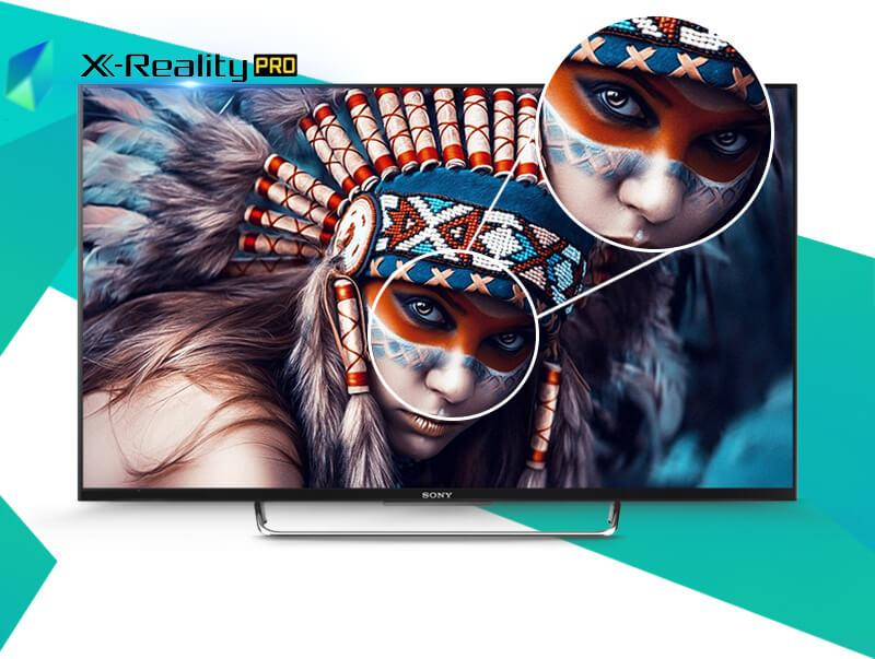 Internet TV LED Sony 48W700C 48 inch tot