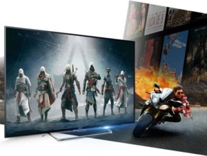 Internet TV LED Sony 48W700C 48 inch chat