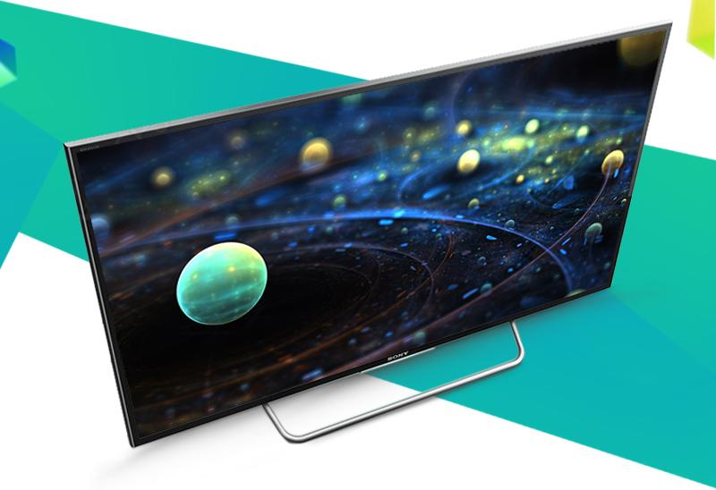Internet TV LED Sony 48W700C 48 inch