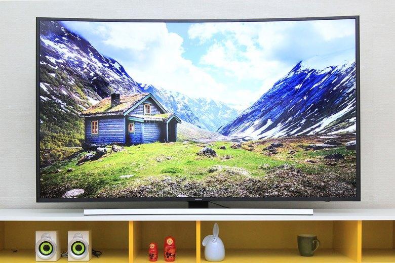Smart TV Curved Samsung UA65JU6600