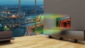 Smart TV LED Curved TLC L55H8800 55 inch chuan