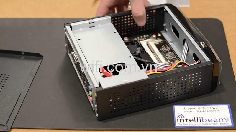 TV Box Minix Mini Antom D2550 chat