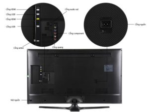 TV LED Samsung J5100 tot