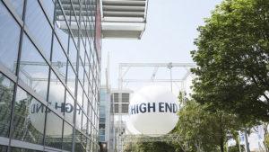 High End Munich Show 2019 dep