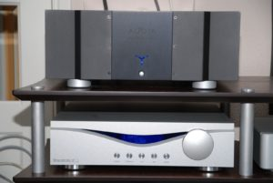 Stereo pre ampli Audia Flight Strumento N°1 MK2 dep