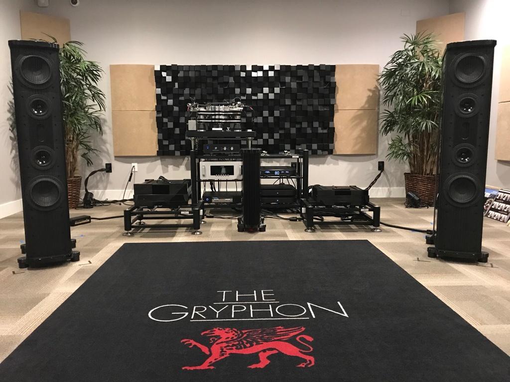 the gryphon audio
